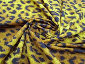 Great value Animal Print Lycra- Leopard available to order online New Zealand