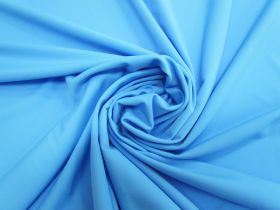 Great value Matte Spandex- Cloudless Blue #5606 available to order online New Zealand