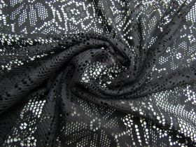 Great value Black Orchid Lace #5619 available to order online New Zealand