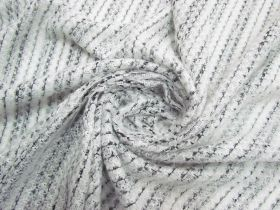 Great value Fluffy Stripe Knit #5643 available to order online New Zealand