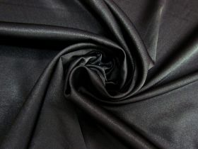 Great value Satin Crepe- Black #5657 available to order online New Zealand