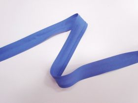 Great value 25mm Poly Cotton Bias Binding- Cobalt-8047-38 available to order online New Zealand