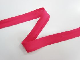 Great value 25mm Poly Cotton Bias Binding- Fuchsia- 8047-23 available to order online New Zealand