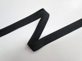 Great value 25mm Poly Cotton Bias Binding- Black- 8047-16 available to order online New Zealand
