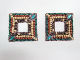 Great value Beaded Embellishments- 2 pack available to order online New Zealand