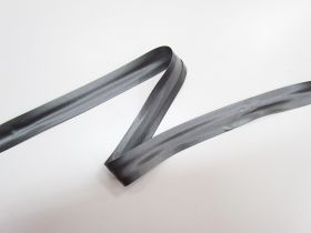 Great value 20mm Satin Bias Binding- Dark Grey 8024-43 available to order online New Zealand