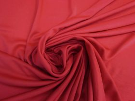 Great value Jersey Lining- Red #5689 available to order online New Zealand