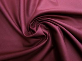 Great value Viscose Blend Twill Suiting- Maroon #5695 available to order online New Zealand