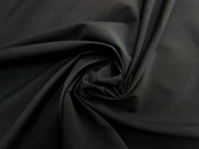 Great value Water Resistant Peachskin Microfibre- Black #5699 available to order online New Zealand