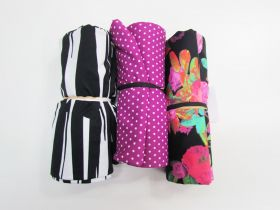 Great value 2m Mystery Pack - Mixed Spandex Mini-Roll Prints available to order online New Zealand