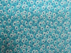 Great value Ruby Star Society Cotton- Stay Gold- Morning- Turquoise #15 available to order online New Zealand
