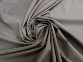 Great value Wool Cotton Blend Suiting- Thunder Grey #5759 available to order online New Zealand