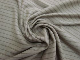 Great value Track Stripe Stretch Wool Suiting #5762 available to order online New Zealand