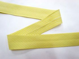 Great value A Day In The Country Bias- Pinstripe- Lime Yellow available to order online New Zealand