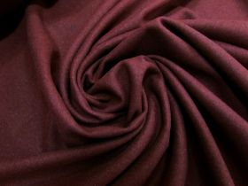 Great value Wool Coating- Garnet #5773 available to order online New Zealand