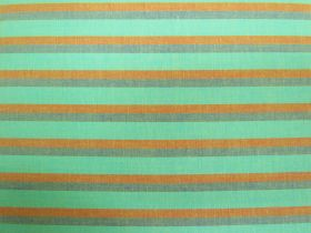 Great value Lanna Woven Cotton- Across The River Shot Stripe available to order online New Zealand