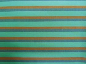Great value Lanna Woven Cotton- Around The Bay Shot Stripe available to order online New Zealand