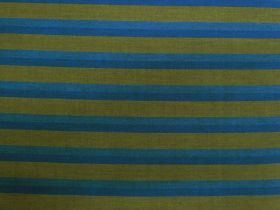 Great value Lanna Woven Cotton- Golden Mtn Climb Shot Stripe available to order online New Zealand