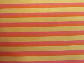 Great value Lanna Woven Cotton- Sunset Traveller Shot Stripe available to order online New Zealand
