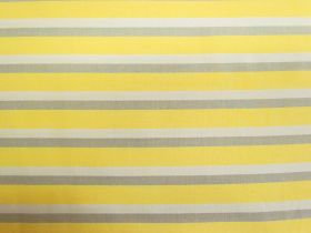 Great value Lanna Woven Cotton- Rise With A Sunrise Shot Stripe available to order online New Zealand