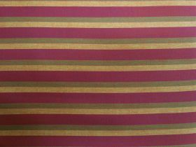Great value Lanna Woven Cotton- Dance Along Shot Stripe available to order online New Zealand