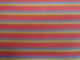 Great value Lanna Woven Cotton- Spice My Life Shot Stripe available to order online New Zealand