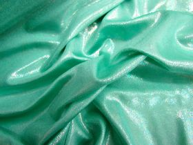Great value Fog Finish Spandex- Opal Green available to order online New Zealand