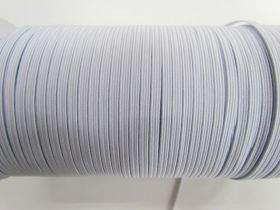 Great value 3mm Braided Elastic- White #1004M available to order online New Zealand