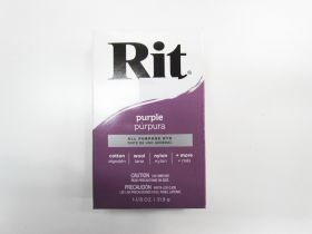 Great value Rit All Purpose Powder Dye- Purple available to order online New Zealand