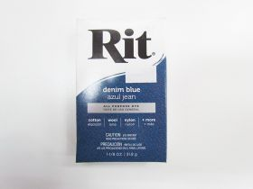 Great value Rit All Purpose Powder Dye- Denim Blue available to order online New Zealand