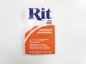 Great value Rit All Purpose Powder Dye- Tangerine available to order online New Zealand