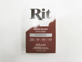 Great value Rit All Purpose Powder Dye- Cocoa Brown available to order online New Zealand