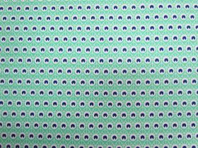 Great value Into The Garden Cotton #C5595-TEAL available to order online New Zealand