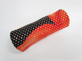 Great value Buy One Get One Free- Budget Holographic Sequin Jersey- Floral Orange available to order online New Zealand