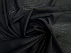 Great value Sports Mesh Spandex- Black #5777 available to order online New Zealand