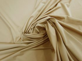 Great value 2-Way Stretch Recycled Polyester Lining- Honey Beige #5798 available to order online New Zealand