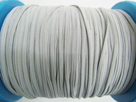 Great value 3mm Braided Elastic- Cool Grey #1017M available to order online New Zealand
