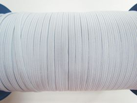 Great value 5mm Braided Elastic- Grey White #1024M available to order online New Zealand