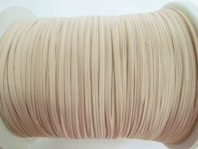 Great value 3mm Braided Elastic- Nude Peach #1026M available to order online New Zealand