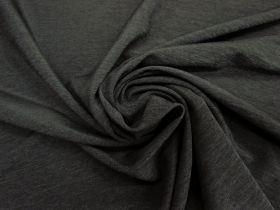 Great value Double Knit Jersey- Textured Charcoal #4446 available to order online New Zealand