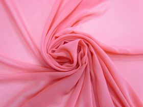 Great value Lightweight Georgette- Snapdragon Pink #4465 available to order online New Zealand