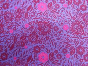 Great value Anna Maria Horner Passionflower- Lace- Lush available to order online New Zealand