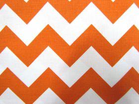 Great value Medium Chevron- Orange available to order online New Zealand