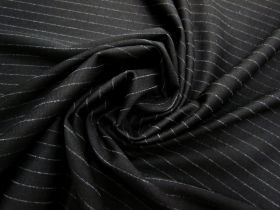 Great value Soft Pinstripe Ponte Knit #2373 available to order online New Zealand
