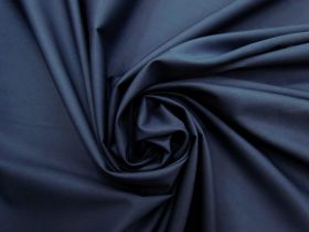 Great value Smooth Cotton Poplin- Navy #4478 available to order online New Zealand