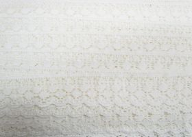Great value 30mm Dandelion Seed Cotton Lace Trim #460 available to order online New Zealand