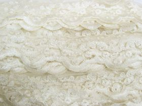 Great value 45mm Wedding Cake Frosting Lace Trim #459 available to order online New Zealand