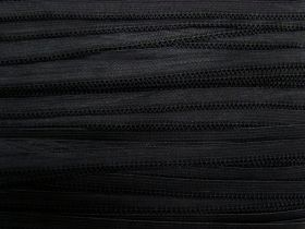 Great value 12mm Soft Lingerie Elastic- Black #465 available to order online New Zealand