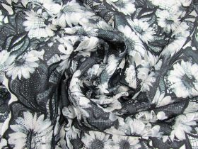 Great value Spellbinding Floral Lace #4495 available to order online New Zealand