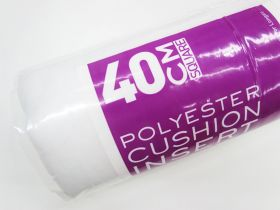 Great value Polyester Cushion Insert- 40cm Square available to order online New Zealand